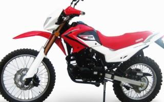Китайский Кроссовый Мотоцикл 250 кубов