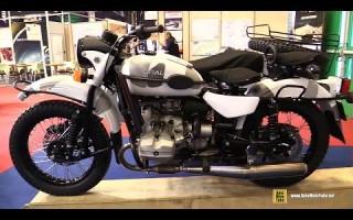 Мотоцикл Урал 2016