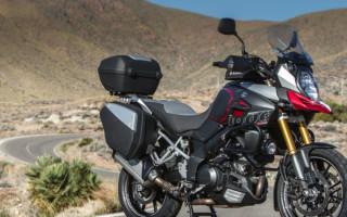 Suzuki v Strom 1000 отзывы