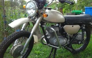 Минск Мотоцикл 125 кубов