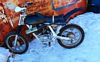 Отличия Мотоциклов Минск