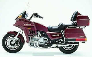 Honda GL 1200 технические характеристики