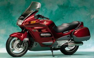 HONDA ST1100 Pan-European, описание модели