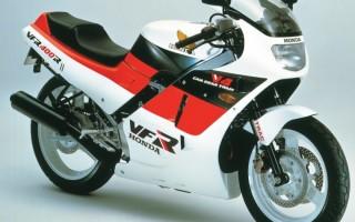 Honda VFR 400r nc21