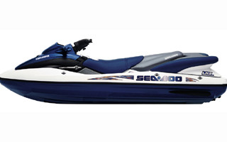 Гидроцикл sea doo xp
