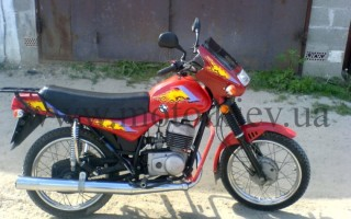 Мотоцикл Минск киев