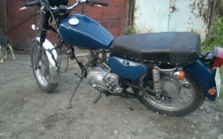 Мотоцикл днепр модельный ряд