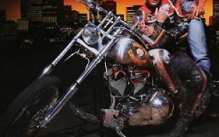 Ost Harley Davidson and the marlboro man