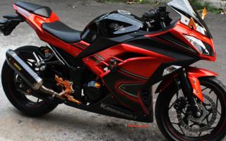 Kawasaki Ninja фото