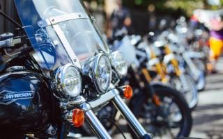 Дни Harley Davidson в челябинске