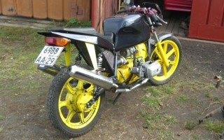 Мотоцикл бу Минск башкирия