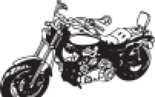 Harley Davidson логотип в кореле
