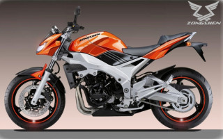 Мотоциклы китайского производства 250