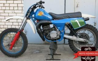 Мотоцикл восход спорт