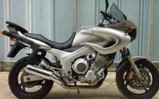 Мотоцикл ямаха тдм