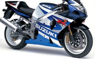 Suzuki GSX r 2001