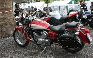 Honda Shadow или yamaha drag star