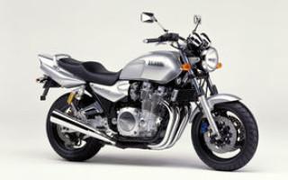 YAMAHA XJR1300R, описание модели
