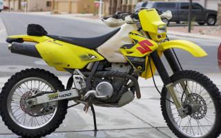 Мотоцикл suzuki Эндуро