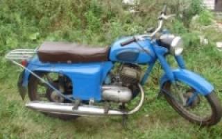 Все модели Мотоцикла Минск