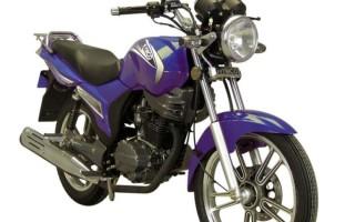 Китайский Мотоцикл 100 кубов
