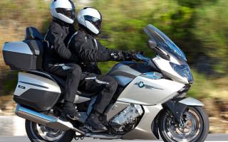 Мотоцикл BMW спорт турист
