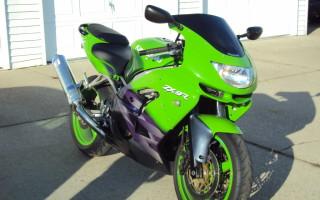 Kawasaki Ninja zx9r 1999