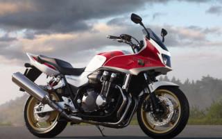 Honda cb 1300 отзывы сравнения