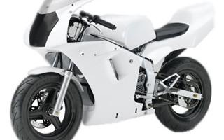 Спортивный мотоцикл yamaha