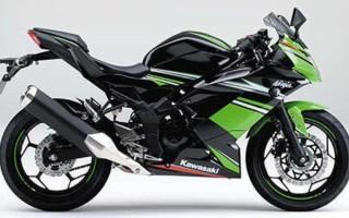 Kawasaki Ninja 250r технические