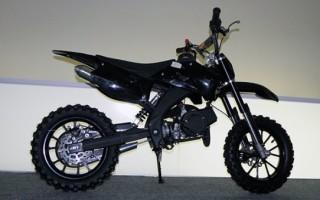 Кроссовый мотоцикл ttr