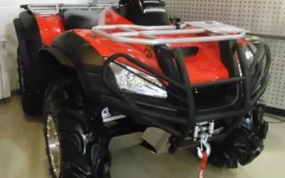купить квадроцикл Хонда трх 680