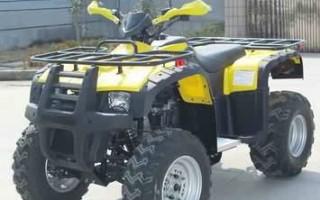 Квадроцикл 300