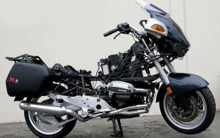 Замена сальника вилки мотоцикла BMW r1100rt