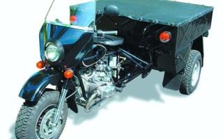 Грузовой Мотоцикл Урал