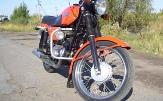 Дуги на Мотоцикл Ява