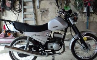 Мотоцикл Минск луганская область