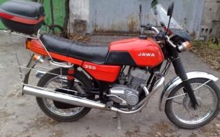 Фото Мотоцикла Ява 638