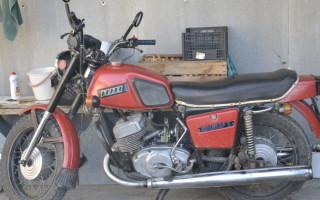 Мотоцикл иж Планета 5 воронеж