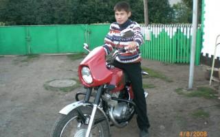 Мотоцикл иж п5