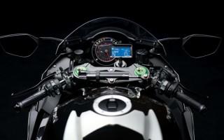 Kawasaki Ninja h2 характеристики