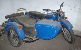 Продам новый Мотоцикл Урал