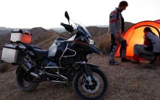 Мотоциклы BMW adventure