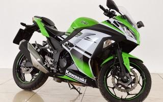 Kawasaki Ninja 300 авито