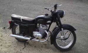 Восход ковровец к175 с фото ретро Мотоцикл