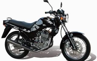 Двухцилиндровый Китайский Мотоцикл