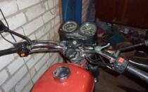 Руль на Мотоцикл Ява