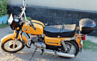 Отзыв Мотоцикла восход 3м