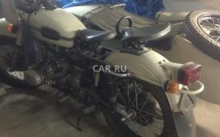 Мотоцикл Урал хабаровск