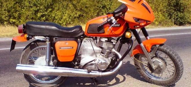 Мотоцикл иж юпитер 4 технические характеристики